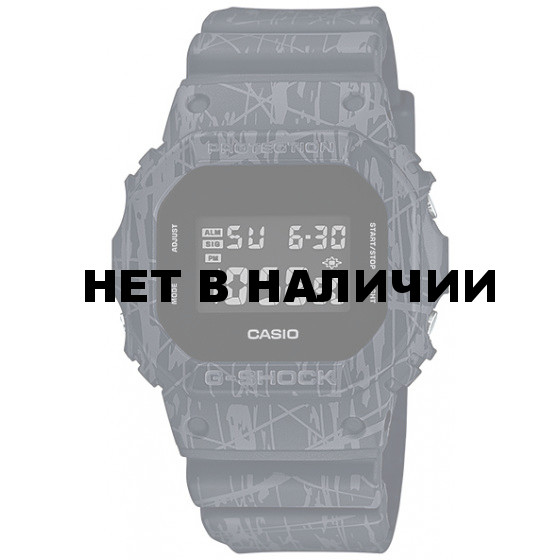 Мужские наручные часы Casio DW-5600SL-1E (G-Shock)