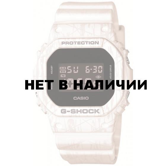 Мужские наручные часы Casio DW-5600SL-7E (G-Shock)