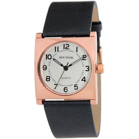 Женские наручные часы Спутник Л-200690/8 (сталь) ч.р.