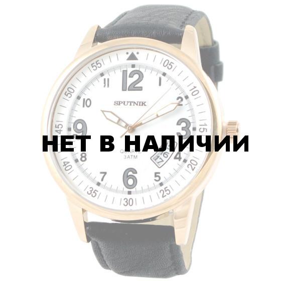 Мужские наручные часы Спутник М-400530А/8 (бел.)