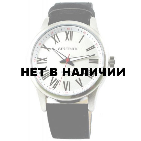 Мужские наручные часы Спутник М-857951/1 (сталь)