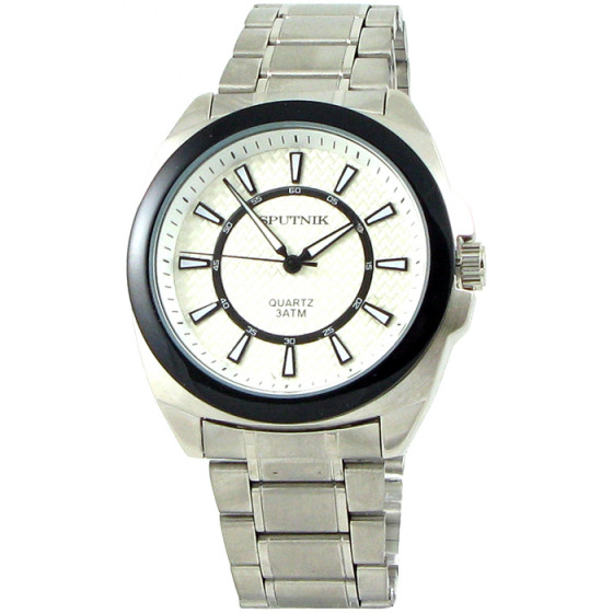 Мужские наручные часы Спутник М-996391/1.3 (сталь)