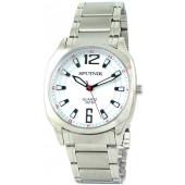 Мужские наручные часы Спутник М-996671/1 (бел.,черн.оф.)