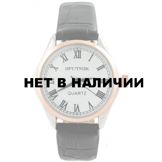 Женские наручные часы Спутник Л-200771/6 (бел.) ч.р.