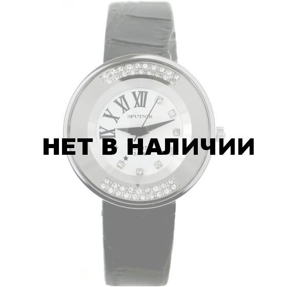 Женские наручные часы Спутник Л-300451/1 (бел.) ч.р.