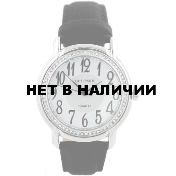 Женские наручные часы Спутник Л-300560/1 (бел.) ч.р.