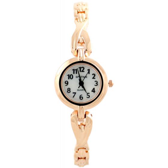 Женские наручные часы Спутник Л-882650/8 (перл.)