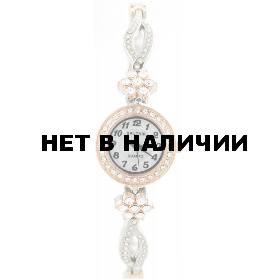 Женские наручные часы Спутник Л-995630/6 (бел.+перл.)