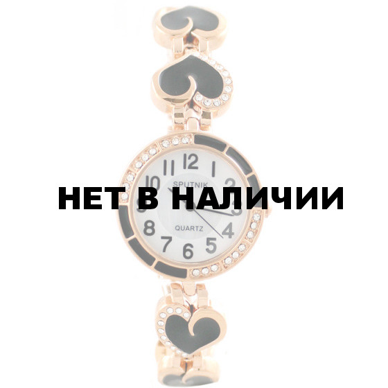 Женские наручные часы Спутник Л-995980/8.3 (бел.+перл.)