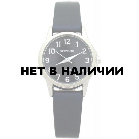 Женские наручные часы Спутник Л-200840/1 (син.) син.р.
