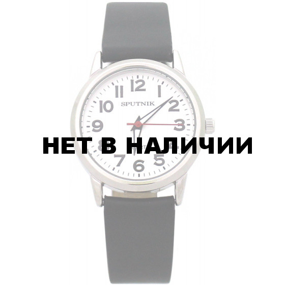 Женские наручные часы Спутник Л-200860/1 (сталь) ч.р.