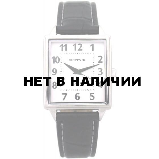 Женские наручные часы Спутник Л-200980/1 (сталь) ч.р.