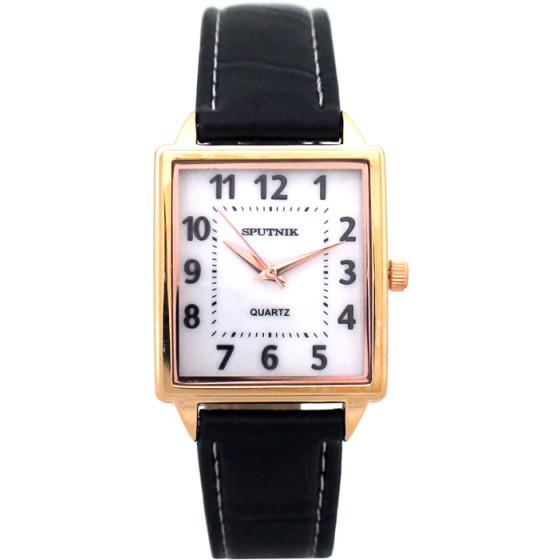 Женские наручные часы Спутник Л-200980/8 (перл.) ч.р.