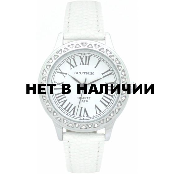 Женские наручные часы Спутник Л-300331/1 (бел.) б.р.