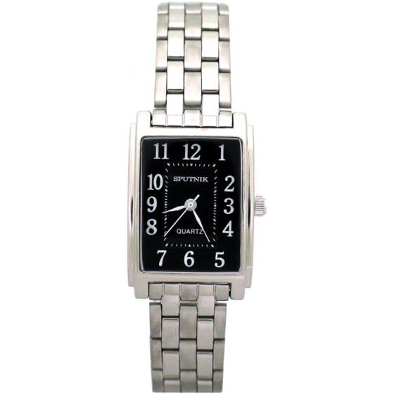 Женские наручные часы Спутник Л-800010/1 (черн.)