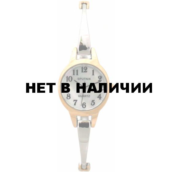 Женские наручные часы Спутник Л-882790/6 (перл.)