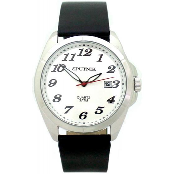 Мужские наручные часы Спутник М-400571/1 (сталь)