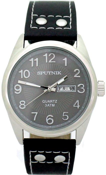 72806301 Мужские наручные часы Спутник М-400610/1 (светло-серый ...