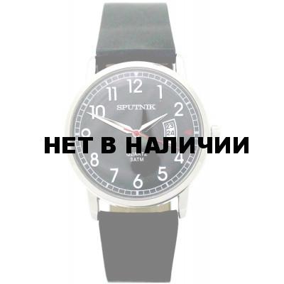 514d0029 Мужские наручные часы Спутник М-400660/1 (черн.) недорого - 2 050 р ...