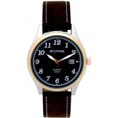 Мужские наручные часы Спутник М-400700/6 (корич.)