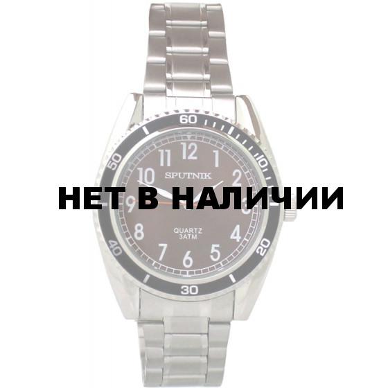 Мужские наручные часы Спутник М-996640/1.3 (корич.)