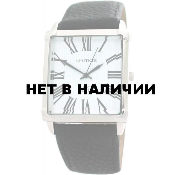 Мужские наручные часы Спутник М-857751/1 (бел.)