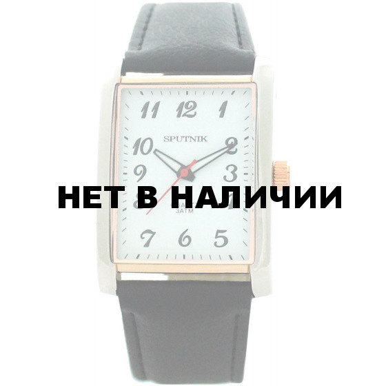 Мужские наручные часы Спутник М-857930/6 (бел.)