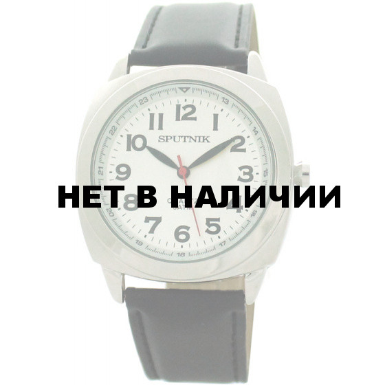 Мужские наручные часы Спутник М-858060/1 (сталь)