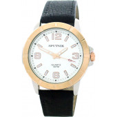 Мужские наручные часы Спутник М-858071/6 (сталь)