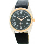 Мужские наручные часы Спутник М-858081/6 (черн.)