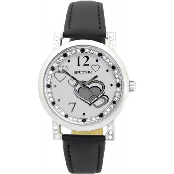 Наручные часы Спутник Л-300321/1 (сталь) ч.р.