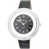 Наручные часы Спутник Л-300520A/1.4 (черн.) ч.р.