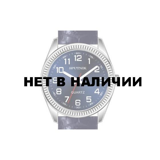 Женские наручные часы Спутник Л-200810/1 (син.) син.р.