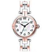 Женские наручные часы Спутник Л-883000/6 (бел.+перл.)