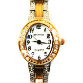 Женские наручные часы Спутник Л-900730/6 (бел.+перл.)