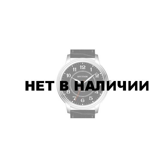 Мужские наручные часы Спутник М-858320/1 (черн.)