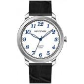 Мужские наручные часы Спутник М-858331/1 (бел.,син.оф.)
