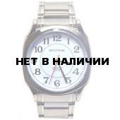 Мужские наручные часы Спутник М-996670/1 (бел.,черн.оф.)