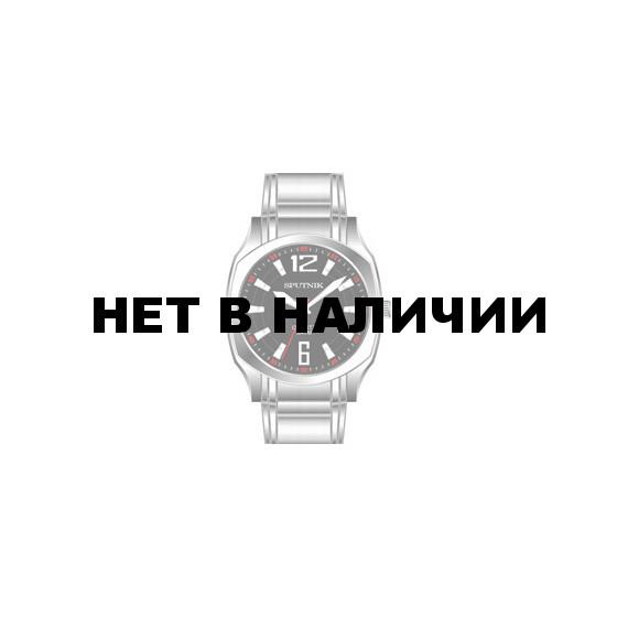Мужские наручные часы Спутник М-996671/1 (черн.)