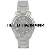 Мужские наручные часы Спутник М-996720/1 (темн.серый)