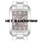 Мужские наручные часы Спутник М-996840/1 (корич.)