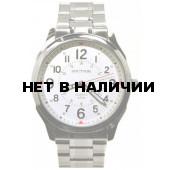 Мужские наручные часы Спутник М-996870/1 (сталь)
