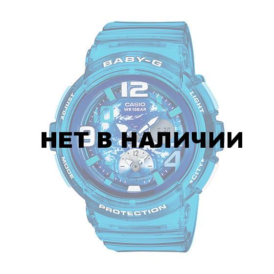 Женские наручные часы Casio BGA-190GL-2B (Baby-G)
