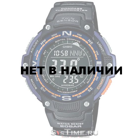 Мужские наручные часы Casio SGW-100-2B