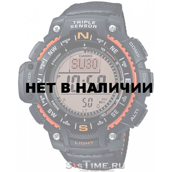 Мужские наручные часы Casio SGW-1000B-4A