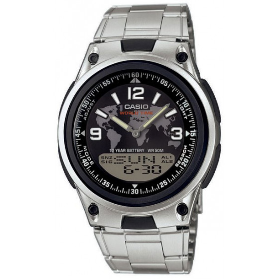 Мужские наручные часы Casio AW-80D-1A2