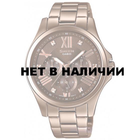 Женские наручные часы Casio SHE-3806BR-5A