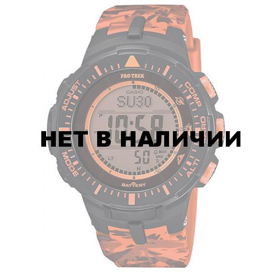 Мужские наручные часы Casio PRG-300CM-4E (PRO TREK)