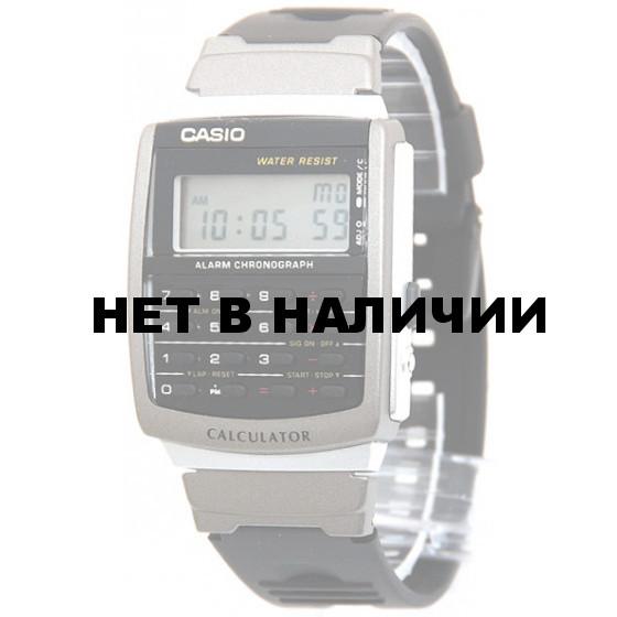 Мужские наручные часы Casio CA-56-1U