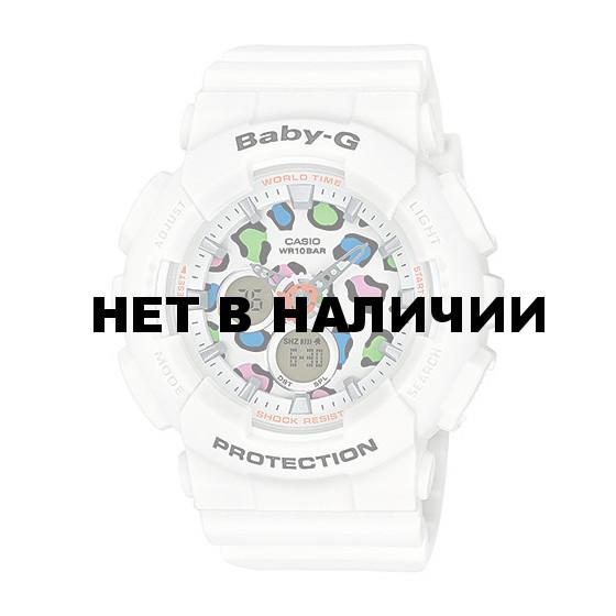 Женские наручные часы Casio BA-120LP-7A1 (Baby-G)